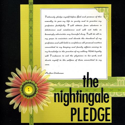 The Nightingale Pledge