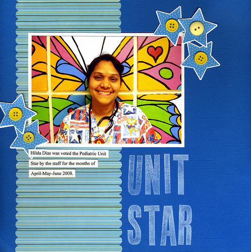 Hilda Unit Star