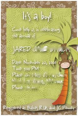 Jared invite