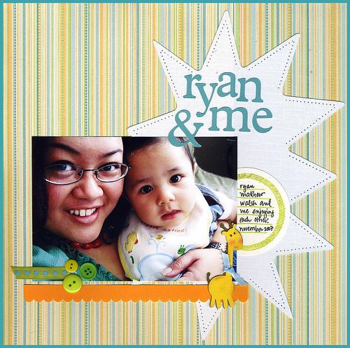 Ryan and Me500