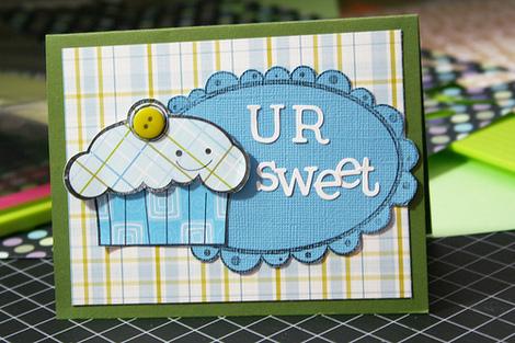 Ur_sweet_card