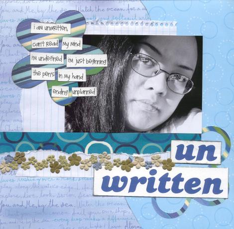 Unwritten2peas